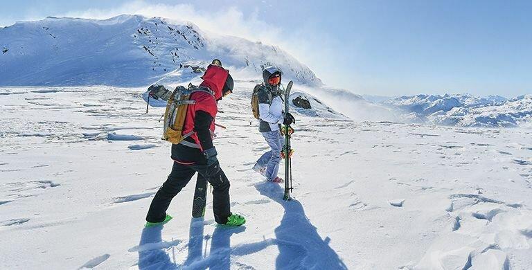 GİYİLECEKLER: KAYAK VE SNOWBOARD